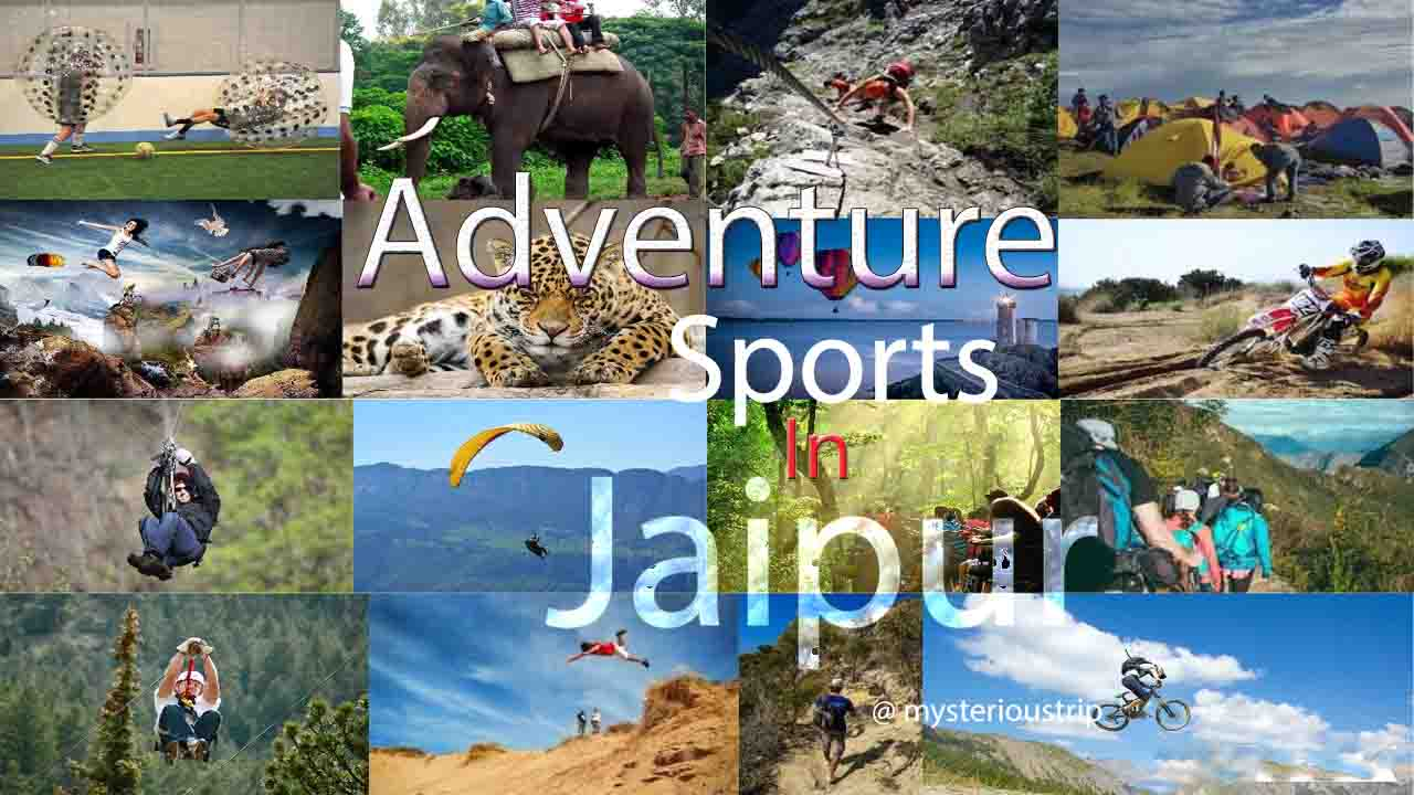 adventure sports in jaipur