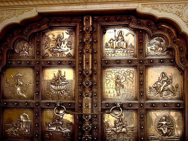 shila devi Entrance Gate
