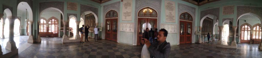 albert hall museum jaipur architecture