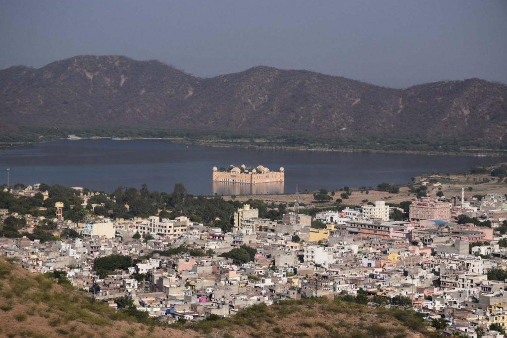 Jal Mahal from garh ganesh