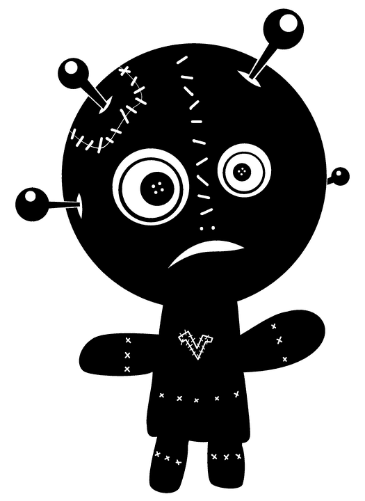 Voodoo Doll Black Magic or Religion? Guide, Costume