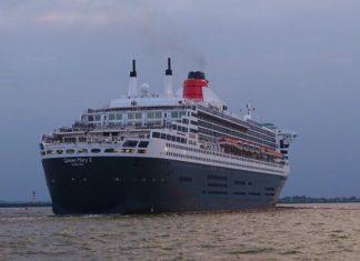 Queen Marry Ship