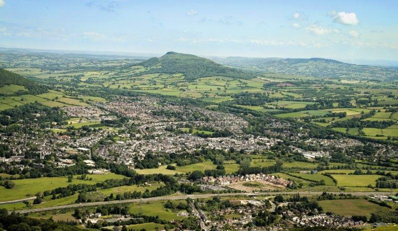 Skirrid mountain
