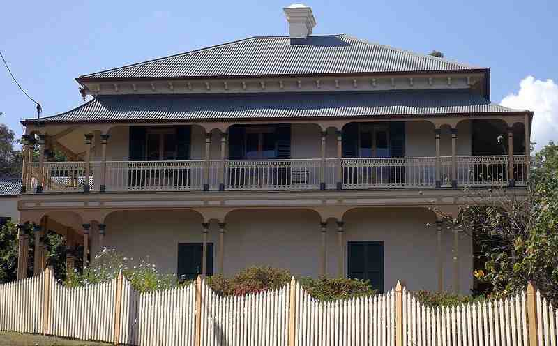 Gooloowan house haunted Australia