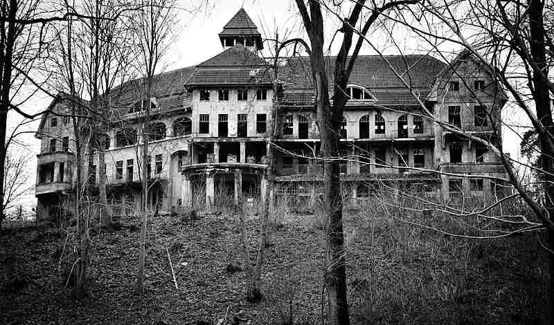 Haunted Gooloowan House