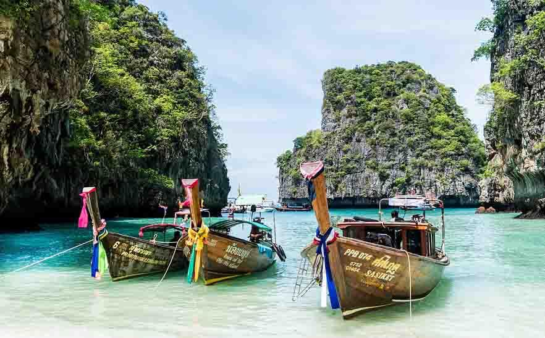 Andaman group of islands