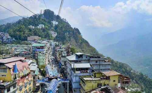Gangtok North East Tourism
