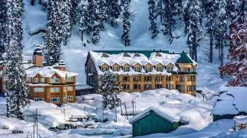 Gulmarg Best Skiing in India