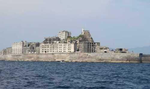 Hashima Island mystery