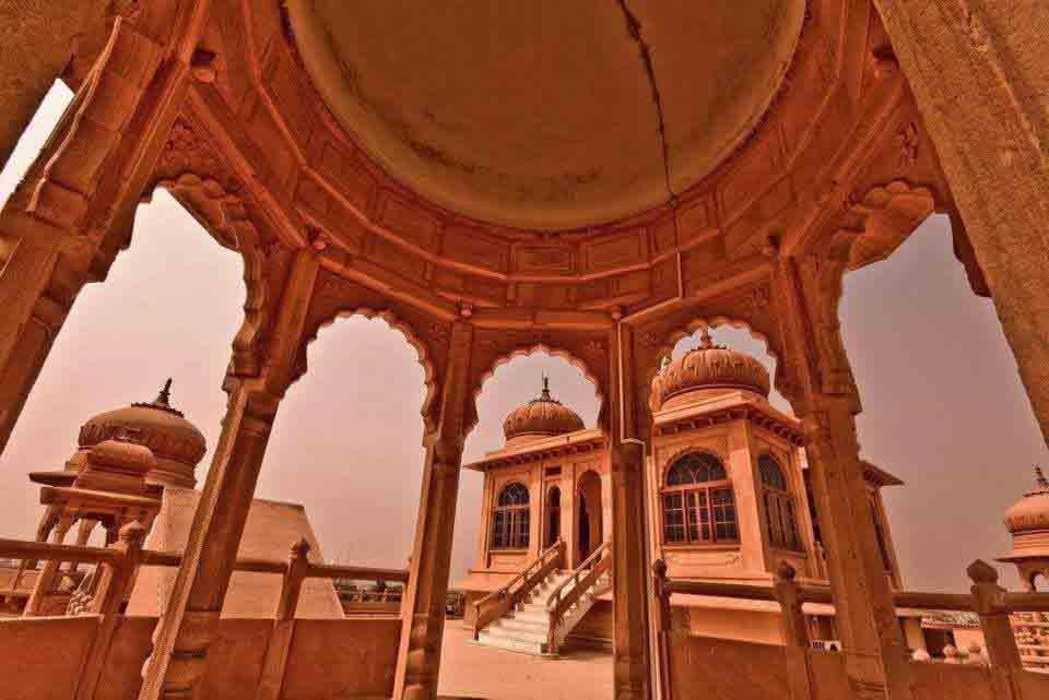 Mohatta Palace haunted