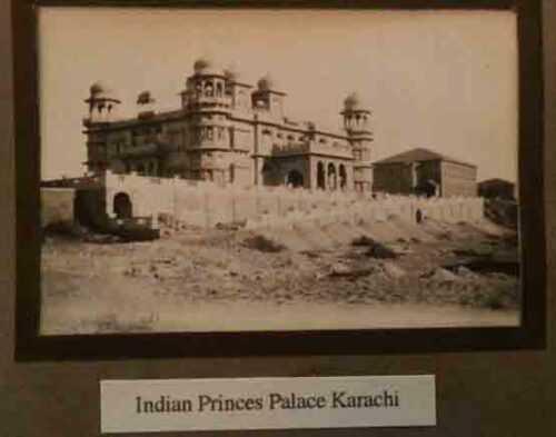 Mohatta Palace history