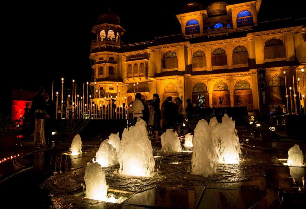 Mohatta Palace images
