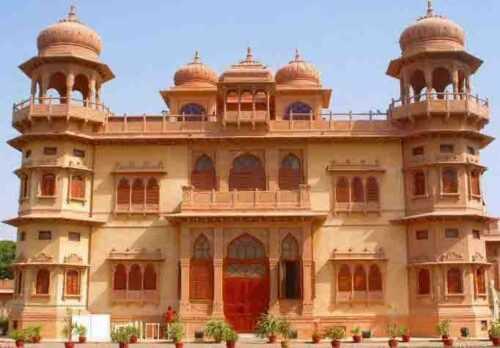 Mohatta Palace photos