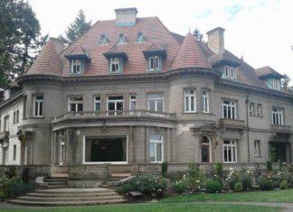 Pittock Mansion haunted portland