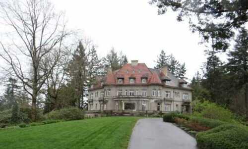 Pittock Mansion image