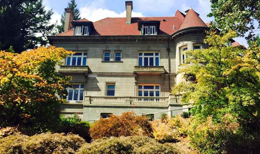 Pittock Mansion pictures