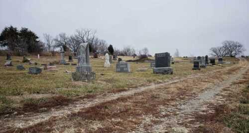 Stull Cemetery i