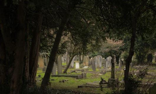 Stull Cemetery pics