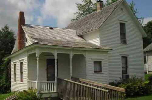 Villisca Axe Murder haunted House