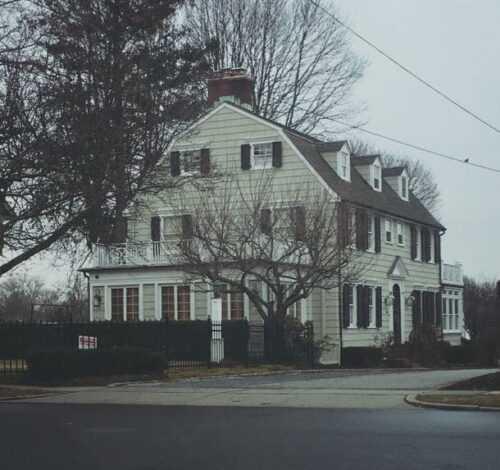 amityville house haunted
