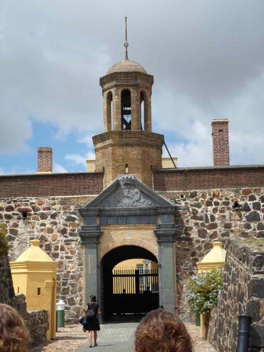 castle of good hope cape town