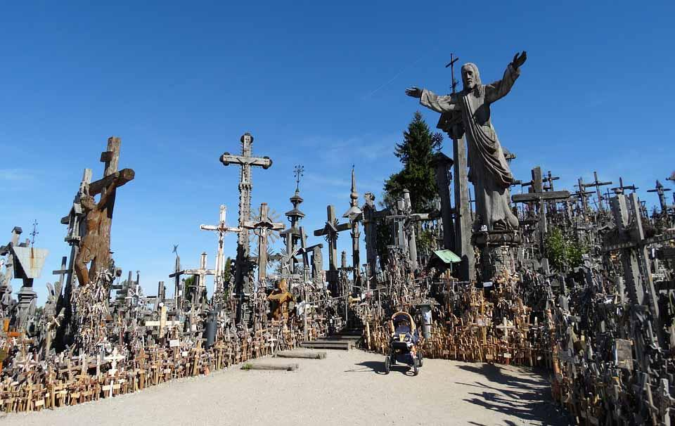 hill-of crosses