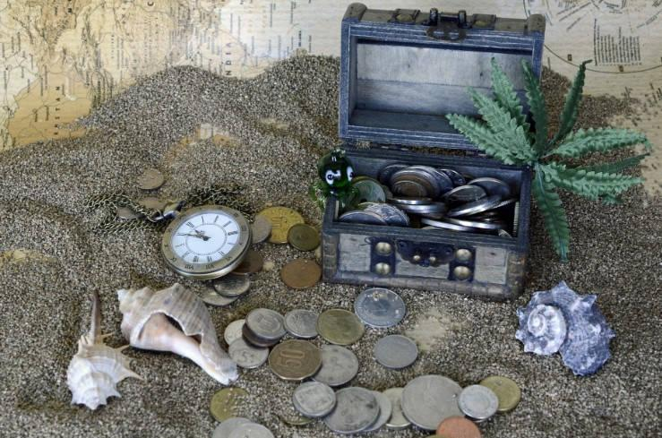 Oak Island Money Pit - Unsolved Mystery of Treasure