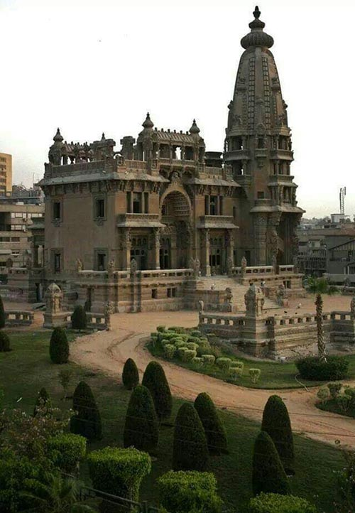 Baron Empain Palace pictures