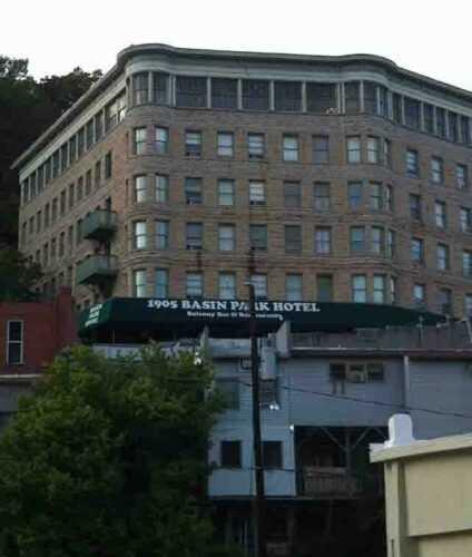 Basin Park Hotel images