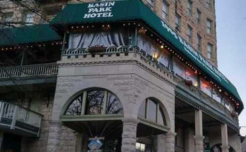 Basin Park Hotel photos