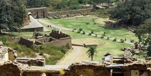 Bhangarh Fort- Rajasthan