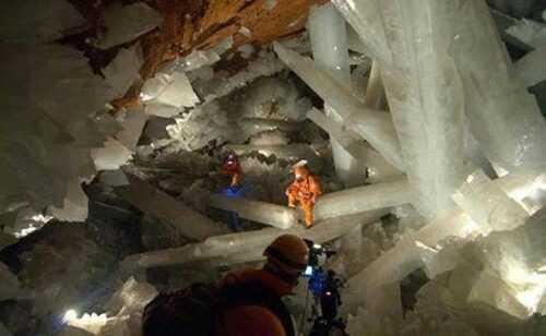 Crystals Cave photos