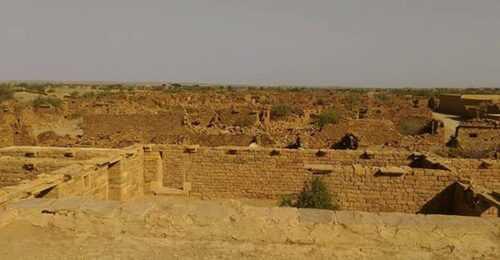 Kuldhara- Rajasthan