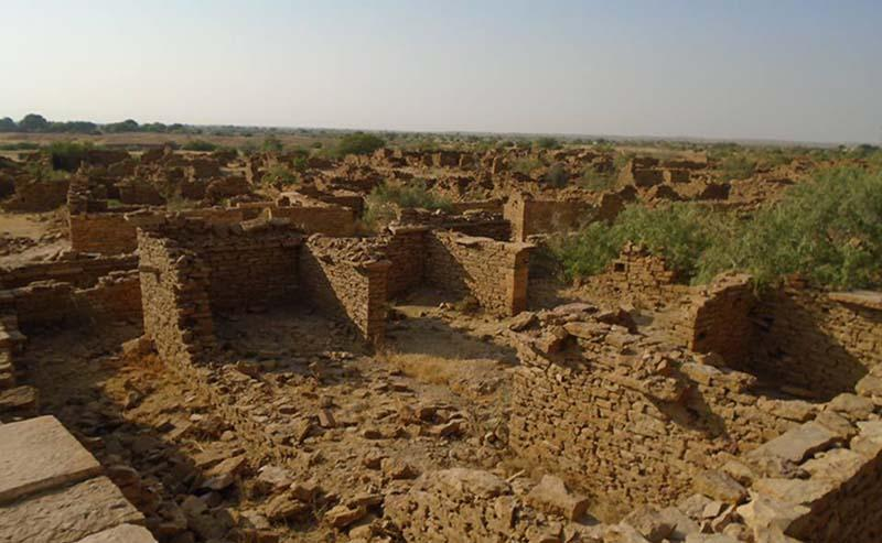 Kuldhara Village real images