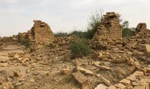 Kuldhara Village pics