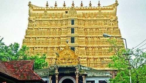 Padmanabhaswamy Temple image