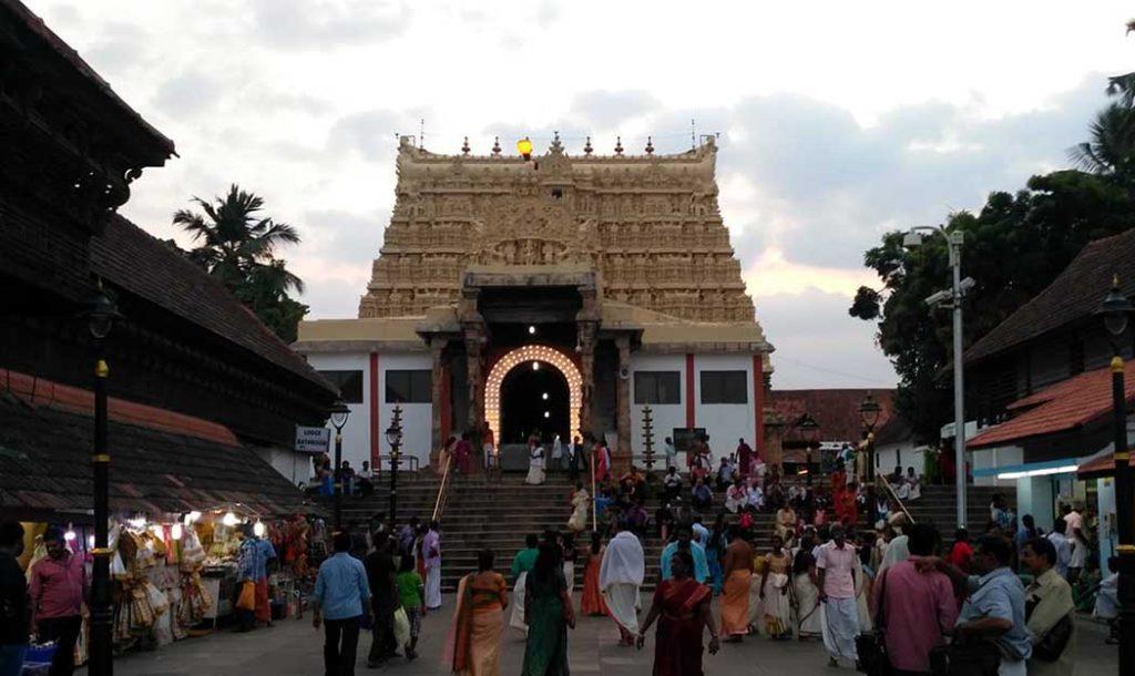 Padmanabhaswamy Temple images