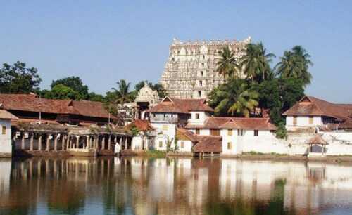 Padmanabhaswamy Temple pic