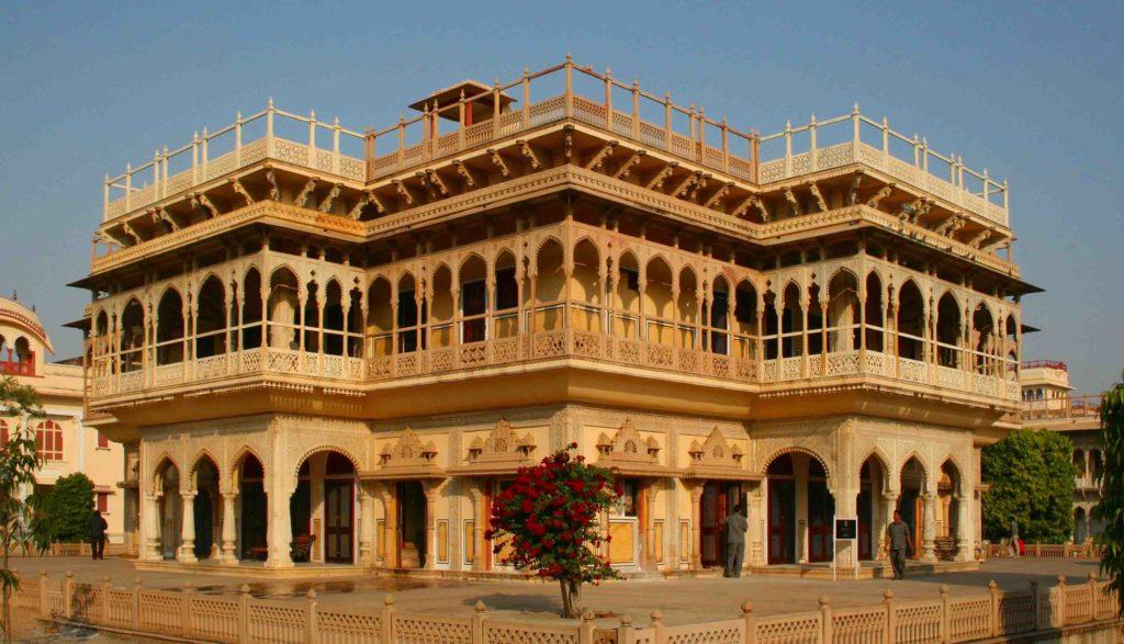 City Palace Jaipur photo