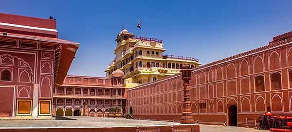 City Palace Jaipur photos