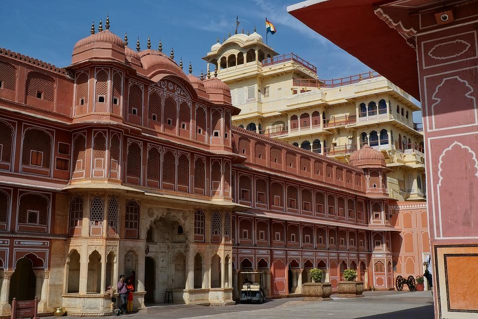 City Palace Jaipur pic