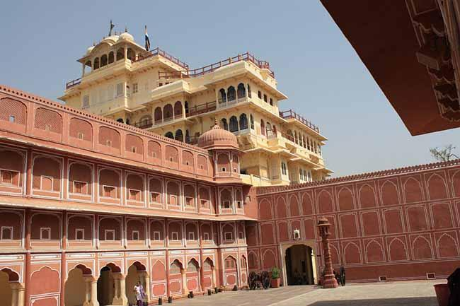 City Palace Jaipur pics