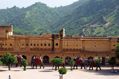 amber fort image