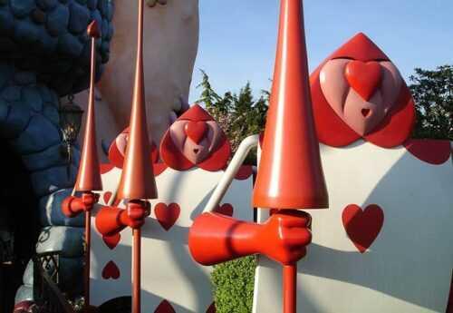 Military-Disneyland