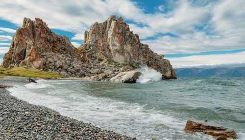 Olkhon-Island
