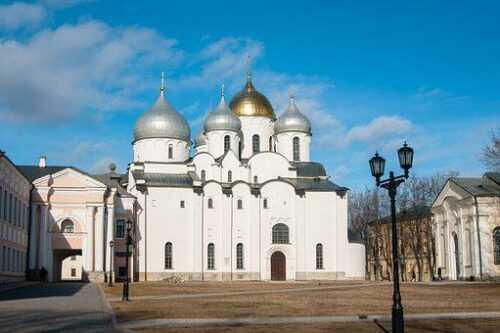 St-Sophia-Cathedral-Novgorod