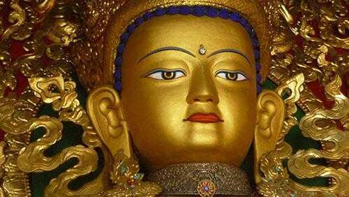 Swayambhunath-buddh