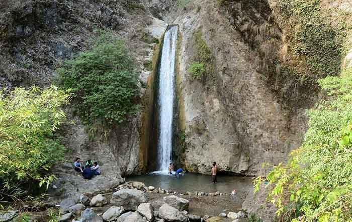 Jharipani-Falls