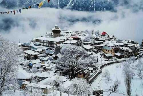Kalpa Places to Visit in Himachal Pradesh