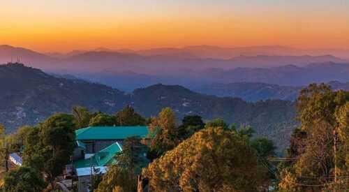 Kasauli  Places to Visit in Himachal Pradesh